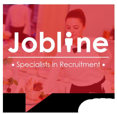 Jobline image waitress